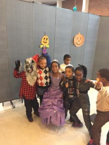 Happy children dressing up at our Brooklyn After School Program